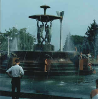 ...and you thought you had a problem keeping kids out of your fountain!