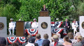 The Honorable Susan Morrisey Livingston, Under Secretary of the Navy